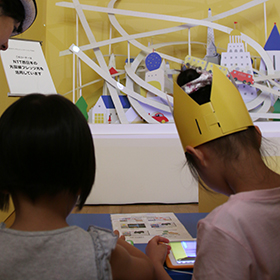 絵本ミュージアム2014 おもちゃのまち