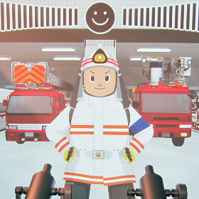 京都市市民防災センター 体験学習サイネージ