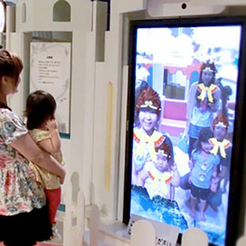 鹿児島メルヘン館 まほうの鏡