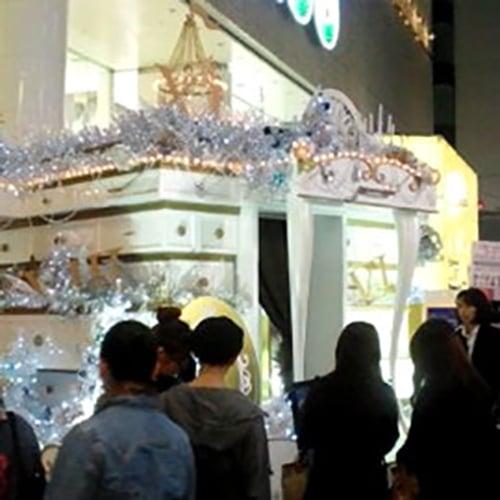 クリスマスイベント@渋谷パルコ