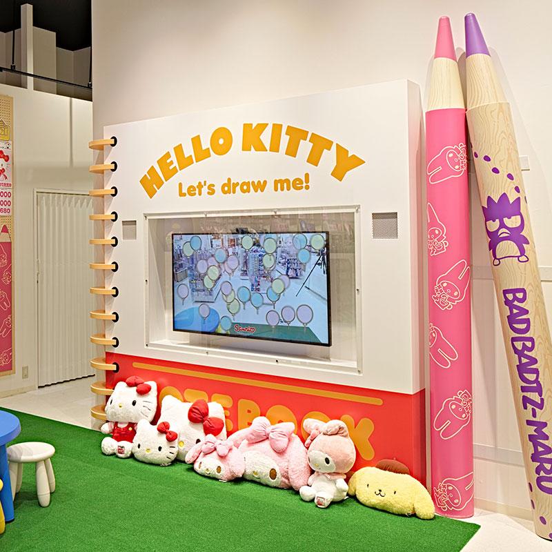 Sanrio Gift Gate ららぽーと横浜店